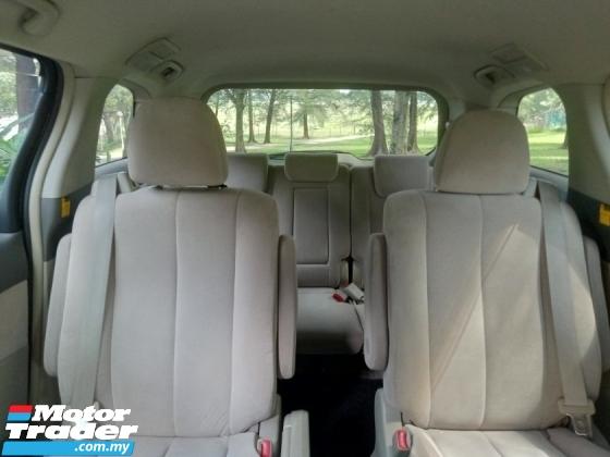 2009 TOYOTA ESTIMA 2.4AERAS S (A) 2 P/DOOR 7 SEAT 1 OWN