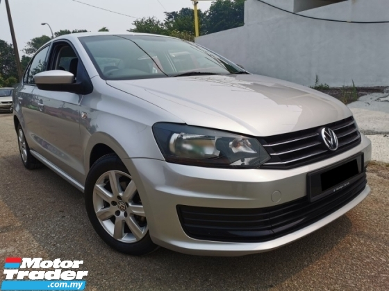2016 VOLKSWAGEN VENTO 1.6 (A) ONE LADY OWNER