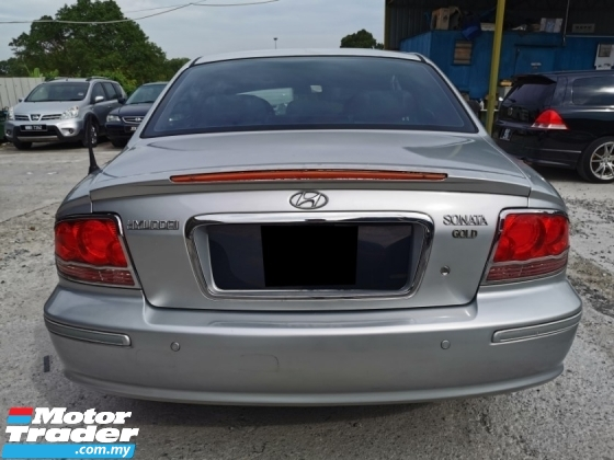 2005 HYUNDAI SONATA  2.4 GLS (A) 2.0 TIPTOP CONDITION