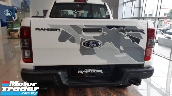 2019 FORD RANGER 2.0L BI-TURBO RAPTOR 4WD 10AT