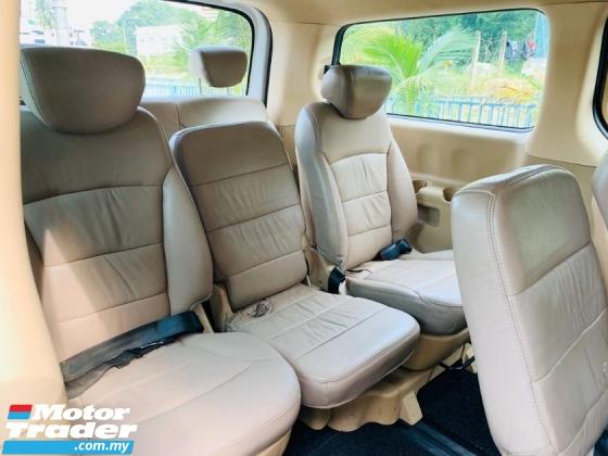 2013 HYUNDAI STAREX 2.5 (A) 12 SEATER LEATHER SEAT LIKE NEW TRUE YEAR