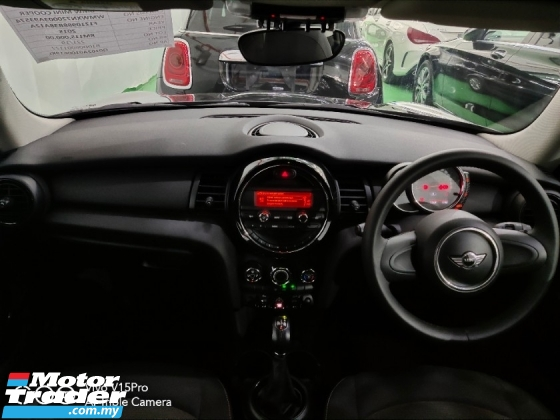 2015 MINI Cooper 1.2 TWIN TURBO
