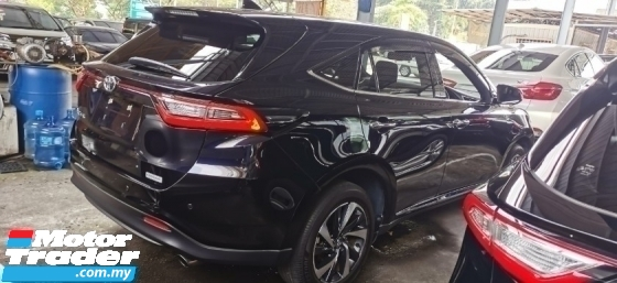2018 TOYOTA HARRIER 2.0 TURBO UNREG LUXURY PROGRESS PREMIUM.FULLSPEC.ORI JBL SOUND N 360 SURROUND CAM.POWER BOOT.PRE CRASH.LANE ASSIST.LED LIGHT.TRUE YEAR MADE CAN PROVE.NO HIDDEN CHARGE.ELECTRIC SEAT WITH LEATHER N ETC.FREE WARRANTY N MANY GIFTS