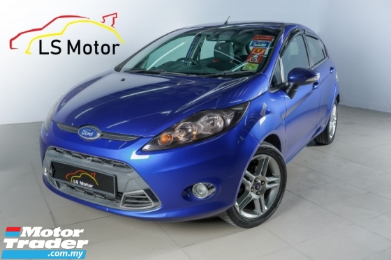2011 FORD FIESTA 1.6 Perfect Cond