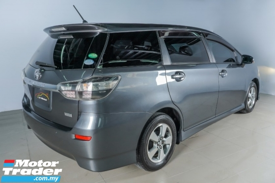 2012 TOYOTA WISH 1.8 FaceLift - G Spec