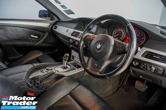 2008 BMW 5 SERIES 525i 2.5 LCI - M-Sport