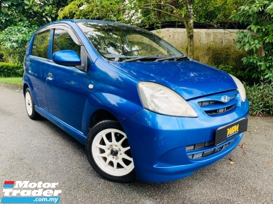 2008 PERODUA VIVA 1.0 EZI (A) LEATHER SEAT 1 OWNER LIKE NEW TRUE YEAR