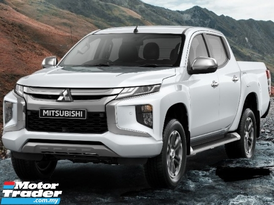 2019 MITSUBISHI TRITON VGT AUTO 4x4 Discount 8K + Additional