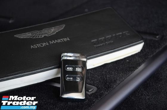 2009 ASTON MARTIN RAPIDE Full Service Record 26,000KM Mileage