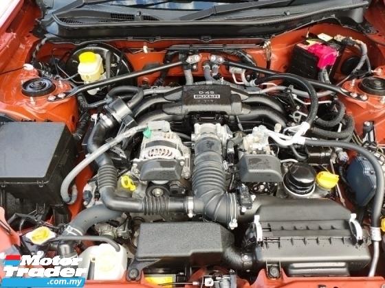 2015 TOYOTA 86 2015 Toyota 86 GT Auto Keyless VSC Japan Spec Unregister for sale