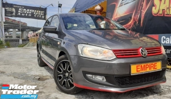 2015 VOLKSWAGEN POLO 1.6 (A) HATCHBACK !! SPORT EDITION !! CKD !! NEW FACELIFT !! PREMIUM HIGH SPECS !! ( X 8037 X ) 1 CAREFUL OWNER !!