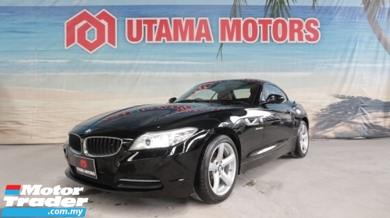 2016 BMW Z4 S DRIVE 20i TWIN POWER TURBO CONVERTIBLE YEAR END SALE