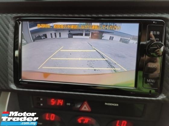 2015 TOYOTA AE86 GT Keyless Reverse Camera Unreg Sale Offer