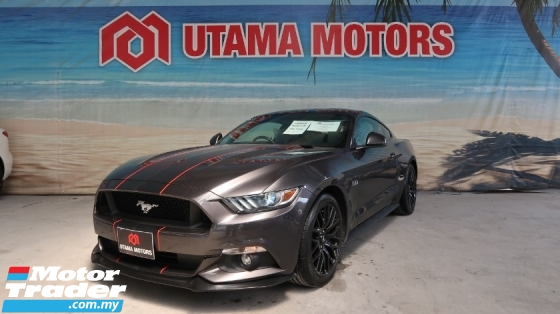 2017 FORD MUSTANG 5.0 GT SHAKER PREMIUM SOUND PADDLE SHIFT YEAR END SALE