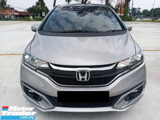 2017 HONDA JAZZ 2017 Honda JAZZ 1.5 HYBRID (A) FULL S/RECORD