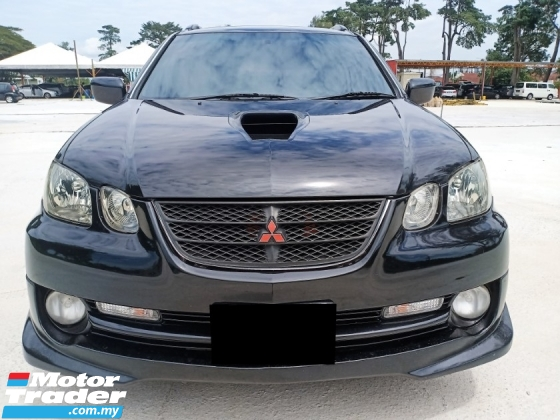 2004 MITSUBISHI AIRTREK 2.0 TURBO(A)RALLIART B/KIT
