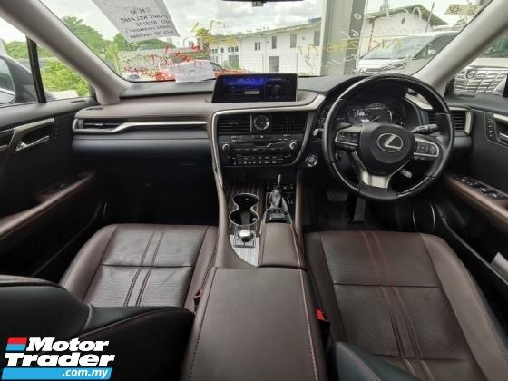 2018 LEXUS RX300 Version L