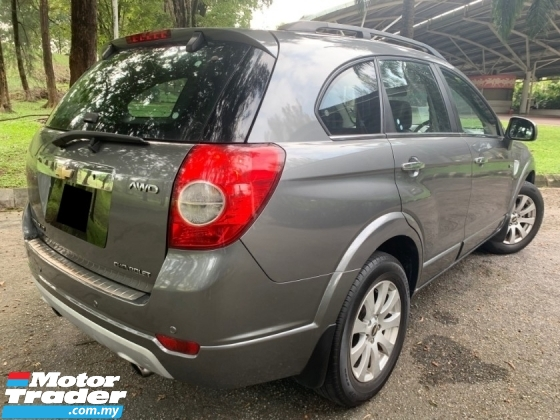 2009 CHEVROLET CAPTIVA 2.0 T 4WD (A) DIESEL [LOW PRICE]