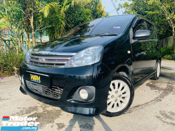 2011 PERODUA VIVA 1.0 (A) ELITE ORIGINAL PAINT TRUE YEAR