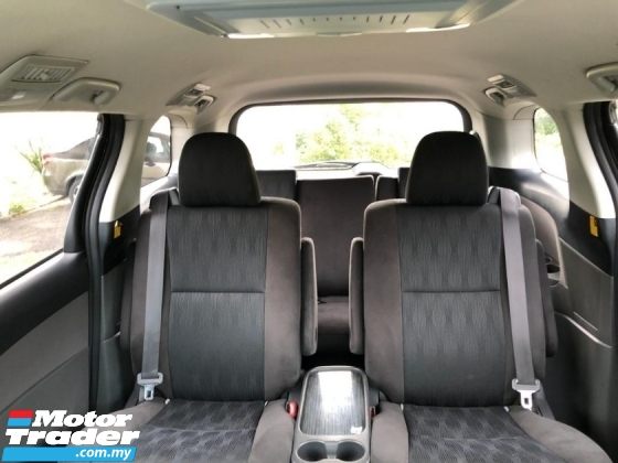 2011 TOYOTA ESTIMA 2.4AERAS G SPEC 2 POWER DOOR BLACK INTERIOR FACELIFT MODEL LIKE NEW CONDITION