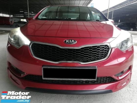 2013 KIA CERATO 1.6 (A) K3 TIP TOP FSPEC LIKE NEW