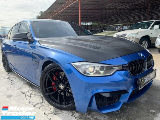 2015 BMW 3 SERIES 328I M-SPORT TIP TOP CONDITION POWER