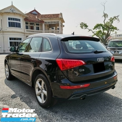 2012 AUDI Q5 2.0 TFSI S-LINE FACELIFT LED P/START  FREE 1YEAR WARRANTY GOOD CONDITION LOW MLEAGE LIKE NEW ACCIDENT FREE AND 1 CAREFUL OWNER