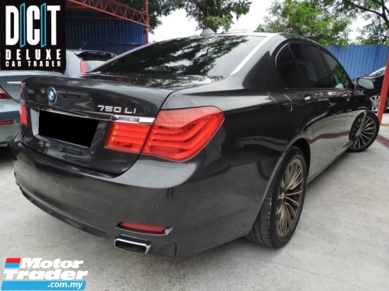 2009 BMW 7 SERIES 750I 4.4L PREMIUM HIGH SPEC FULL SERVICE RECORD MILEAGE 47K ONE OWNER LIKE NEW CAR CONDITION