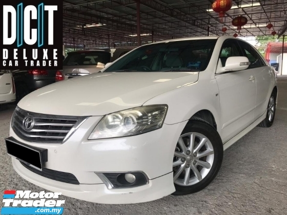 2013 TOYOTA CAMRY 2.0G FULL SPEC FACELIFT TIPTOP LIKE NEW CONDITION 1 OWNER