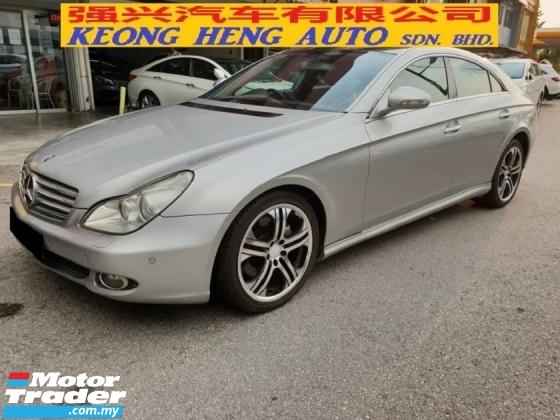 2006 MERCEDES-BENZ CLS-CLASS 350 3.5 (A) UK SPEC