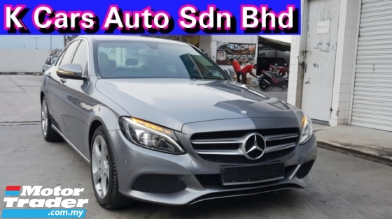 2016 MERCEDES-BENZ C-CLASS C200 W205 2.0 CGI Keep Like Showroom Car Condition Original Mileage Original Paint Full Service History Under Warranty Worth Buy