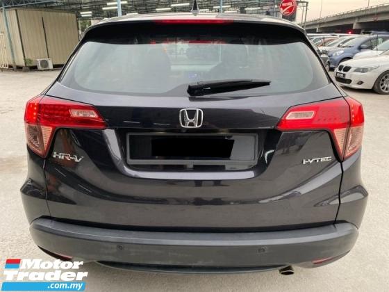 2016 HONDA HR-V 1.8 V (A)