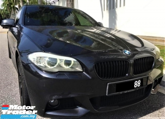 2013 BMW 5 SERIES 2.0 M-SPORT Twin Power F10 Condition Tiptop