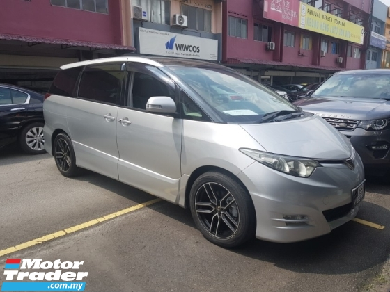 2008 TOYOTA ESTIMA 2.4 AERAS PANORAMIC ROOF (A) BEST DEAL