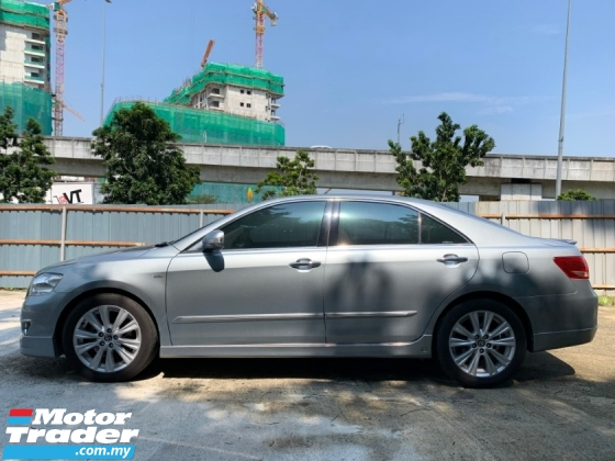 2007 TOYOTA CAMRY 2.4V TIP TOP EXCELLENT CONDITION
