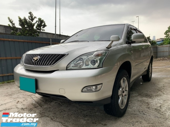 2005 TOYOTA HARRIER 240G L PACKAGE LIMITED