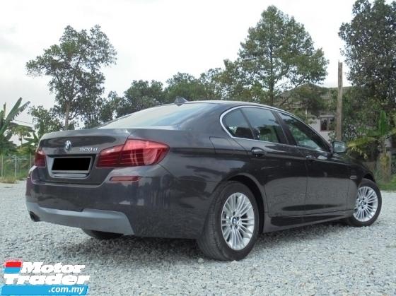 2014 BMW 5 SERIES 2.0 Facelift F10 M-Sport TwinTurbo NAVIGATOR