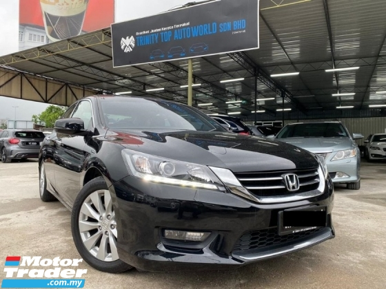 2014 HONDA ACCORD 2.0 VTI-L = FULL SPEC= FULL SPEC