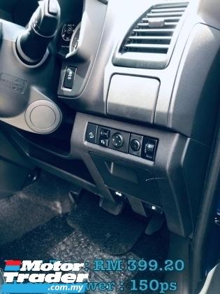 2019 ISUZU D-MAX New Isuzu 2019 D-Max 1.9ddi Blue Auto Premium 4x4 – Promotion December 2019
