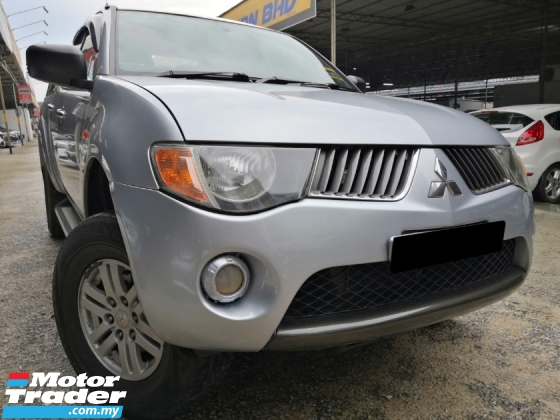 2007 MITSUBISHI TRITON Mitsubishi Triton 2.5 TURBO (AT) 4X4 TURBO TIP-TOP CONDITION