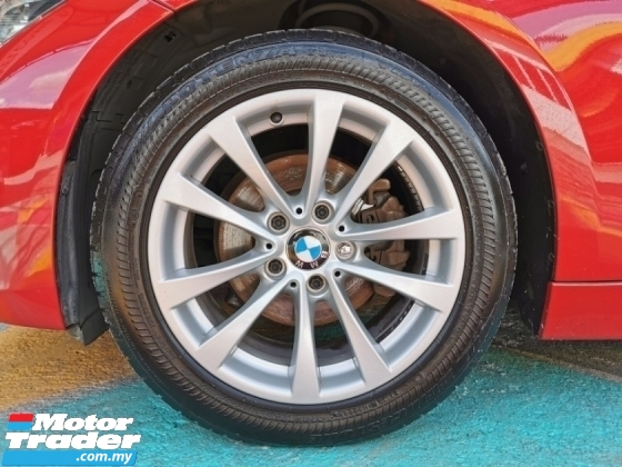 2017 BMW 3 SERIES SPORT SPEC 2.0 LCi F/LIFT UND WRRNTY 2016