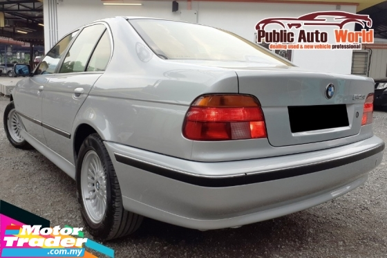 2001 BMW 3 SERIES E39 523i 2.5 (A) DOUBLE VANOS PERFECT WARRANTY