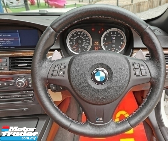 2010 BMW M3 Limited BMW M3 4.0 V8 SPORT CONVERTIBLE WARRANTY
