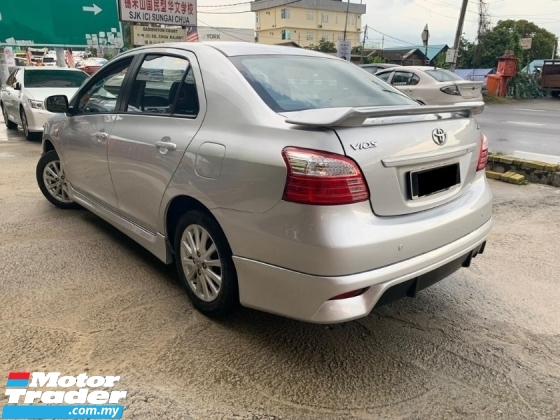 2014 TOYOTA VIOS 1.5 (AT) FACELIFT LOW MILES FULL BODYKIT ONE OWNER FULL LOAN