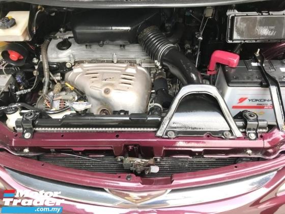 2004 TOYOTA ESTIMA 2.4AERAS G EDITION 1 CAR KING