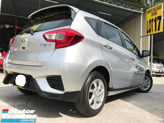 2019 PERODUA MYVI 1.3G  UNDER WARRANTY READY STOCK