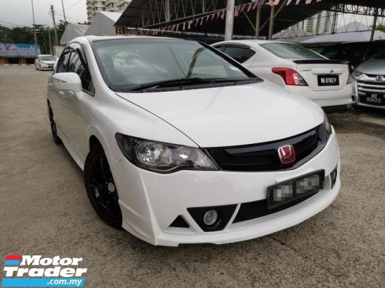 2007 HONDA CIVIC 2.0S i-VTEC RR Bodykit Accident Free Beautiful Condition City Drive Only