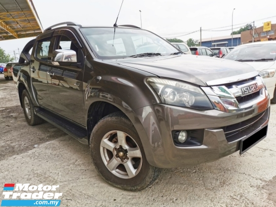 2014 ISUZU D-MAX  2.5 (A) VGS TURBO INTERCCOLER 4x4