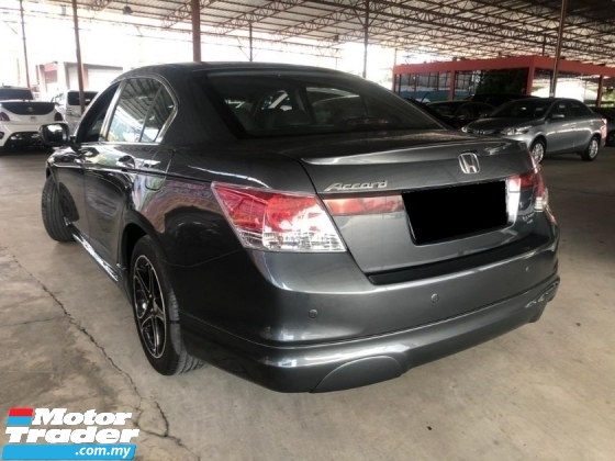 2009 HONDA ACCORD 2.0 I VTEC AUTO TIP TOP CONDITION