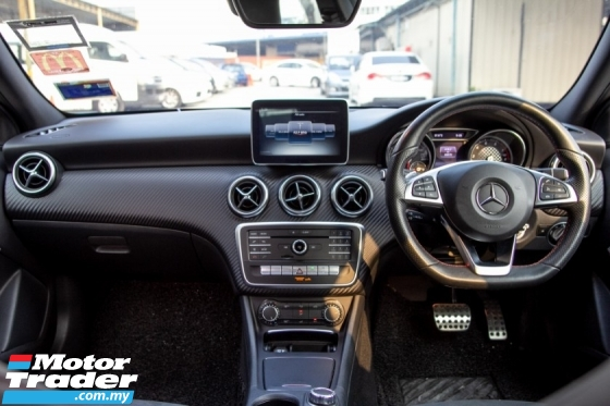 2016 MERCEDES-BENZ A-CLASS A200 AMG = TIP TOP CONDITION = WARRANTY MBM TILL 2020= YEAR END OFFER =